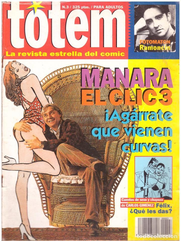 COMIC TOTEM, Nº 3 - TOUTAIN (Tebeos y Comics - Toutain - Otros)