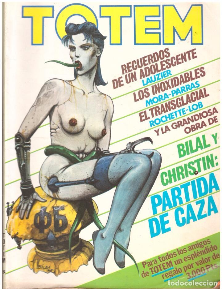 COMIC TOTEM, Nº 54 - TOUTAIN (Tebeos y Comics - Toutain - Otros)