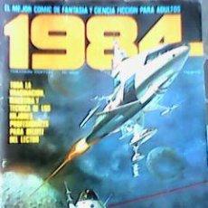 Cómics: 1984 Nº 6 - SEIS - ORTIZ, MAROTO, FERNANDO FERNÁNDEZ, ETC... Lote 64065479