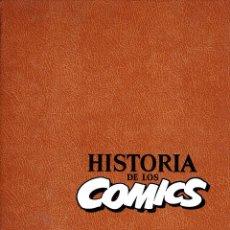 Cómics: LA HISTORIA DE LOS COMICS. COMPLETA 4 TOMOS. TOUTAIN EDITOR. Lote 65967510
