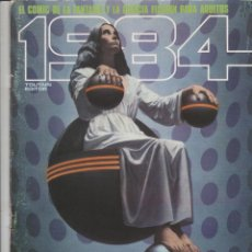 Cómics: 1984 N.º 59 - TOUTAIN. Lote 66134113