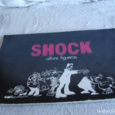Cómics: FIGUERAS. SHOCK 1973. Lote 67695169