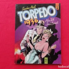 Cómics: ALBUMES TOUTAIN. TORPEDO 1. ABULI-BERNET. C-13. Lote 68665465