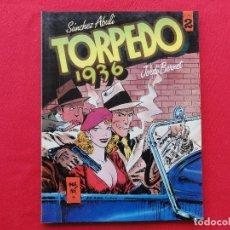 Cómics: ALBUMES TOUTAIN. TORPEDO 2. ABULI-BERNET. C-13. Lote 68665505