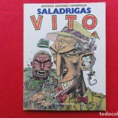 Cómics: ALBUMES TOUTAIN. JOVENES AUTORES ESPAÑOLES. VITO. SALADRIGAS. C-13. Lote 68665733