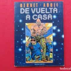 Cómics: ALBUMES TOUTAIN. DE VUELTA A CASA. BERNET-ABULI. C -13. Lote 68776385