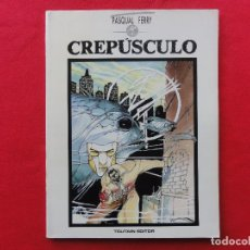 Cómics: ALBUMES TOUTAIN. CREPUSCULO.PASCUAL FERRY. C -13. Lote 68861709