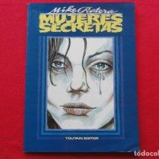 Cómics: ALBUMES TOUTAIN. MUJERES SECRETAS-M. RATERA. C -13. Lote 68865473