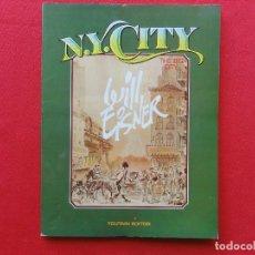 Cómics: ALBUMES TOUTAIN. N.Y.CITY-WILL EISNER. NUEVO!! C -13. Lote 68886901