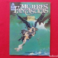 Cómics: ALBUMES TOUTAIN. JOYAS DE CREEPY-MUJERES FANTASTICAS. MAROTO. DIFICIL!!C -13. Lote 69392513