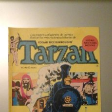 Cómics: TARZÁN Nº 10 TOUTAIN EDITOR - HITPRESS - JOSÉ ORTIZ. Lote 69787749