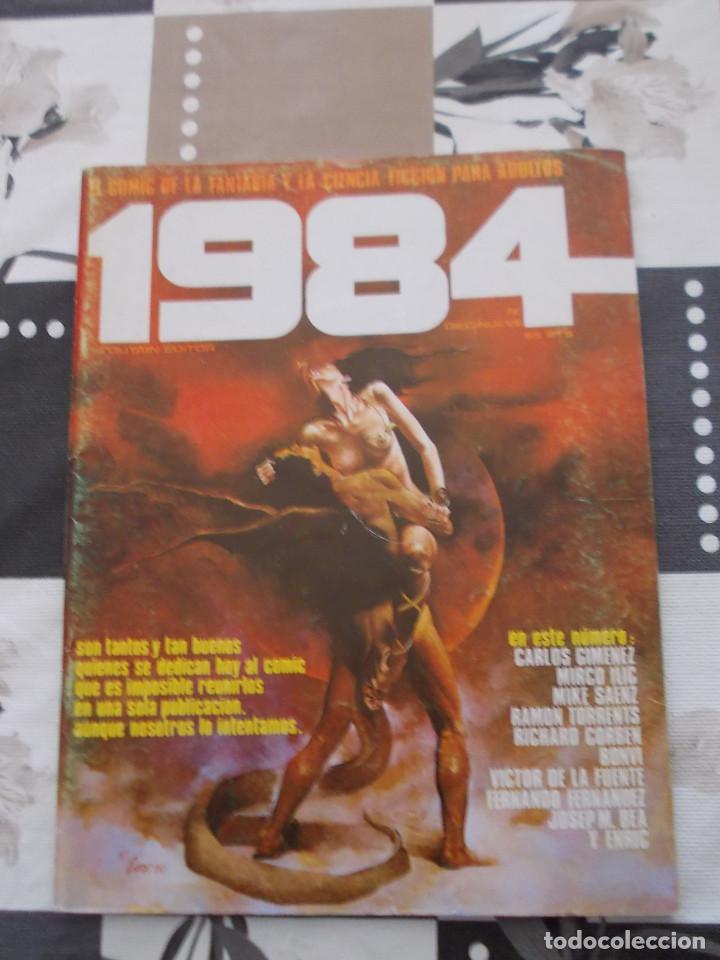 1984 Nº 19. 1ª EDICION. TOUTAIN (Tebeos y Comics - Toutain - 1984)