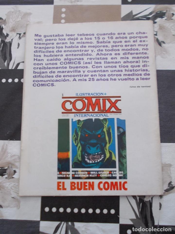 Cómics: 1984 nº 19. 1ª Edicion. Toutain - Foto 2 - 70018465