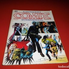 Cómics: COMIX INTERNACIONAL Nº 27 - TOUTAIN. Lote 70038685