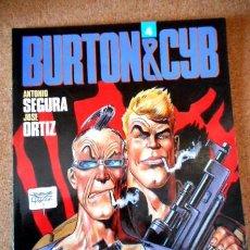 Cómics: BURTON & CYB VOL.4. Lote 70280265