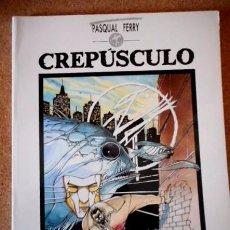 Comics : CREPÚSCULO ( PASQUAL FERRY ). Lote 70285077