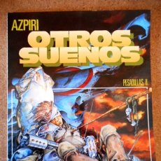 Comics : OTROS SUEÑOS ( PESADILLAS II ) ALFONSO AZPIRI. Lote 70345953