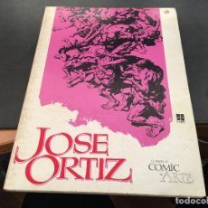 Cómics: JOSE ORTIZ (TOUTAIN) (COI24). Lote 71139897