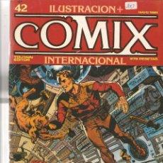 Comics - ILUSTRACION + COMIX INTERNACIONAL. Nº 42. TOUTAIN EDITOR. (ST/) - 71641763