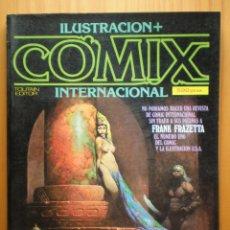 Cómics: COMIX INTERNACIONAL EXTRA 4 / FORMADO POR 3 COMIC TOUTAIN EDITOR, MUY BUEN ESTADO. Lote 72328043