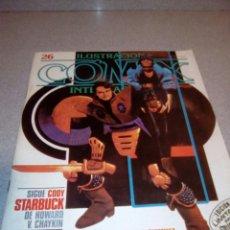Cómics: BR COMIX INTERNACIONAL 26. Lote 198609880