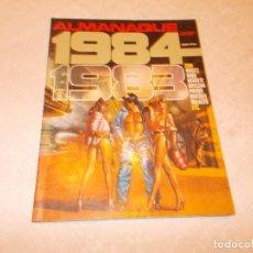 Cómics: 1984 ALMANAQUE 1983. Lote 75764375