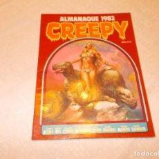 Cómics: CREEPY ALMANAQUE 1982. Lote 75764659