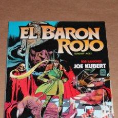Cómics: EL BARON ROJO – JOE KUBERT – TOUTAIN ED. AÑO 1984 – MUY BUEN ESTADO. Lote 75946027