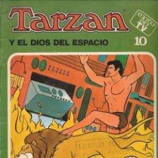 Fumetti: TARZAN Y EL DIOS DEL ESPACIO. Nº 10. PUBLICACIÓN FHER. (C/A11). Lote 75963371