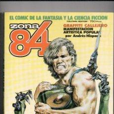 Comics : ZONA 84 RETAPADO Nº 12 (CON NºS 35,36 Y 37). Lote 76533647