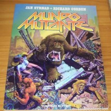 Cómics: MUNDO MUTANTE, RICHARD CORBEN JAN STRNAD. TOUTAIN EDITOR 1982. Lote 76657887