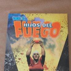 Cómics: RICHARD CORBEN - DEN 3 - HIJOS DEL FUEGO - TOUTAIN - NUEVO (PRECINTADO). Lote 113133774