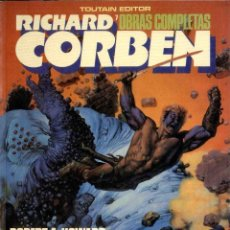 Comics: Nº 7, DE RICHARD CORBEN - BLOODSTAR -. Lote 235344140