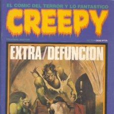 Cómics: CREEPY Nº79. ÚLTIMO COLECCIÓN. TOUTAIN, 1985. CORBEN, JOSÉ ORTIZ, BEROY, JUAN GIMÉNEZ, BERZOSA.... Lote 77356173