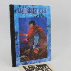 Fumetti: EL HOMBRE QUE RÍE + CUADERNO WOCETOS (VÍCTOR HUGO / FERNANDO DE FELIPE) TOUTAIN EDITOR, 1992. OFRT. Lote 246574445
