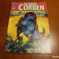 Cómics: RICHARD CORBEN 5 - RIP TIEMPO ATRAS - BRUCE JONES. Lote 78823601