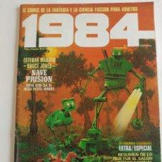Cómics: 1984 Nº 30 - COMIC FANTASIA Y CIENCIA FICCÓN - ED TOUTAIN - AÑO 1981. Lote 79017121