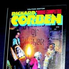Comics: OBRAS COMPLETAS Nº 4, RICHARD CORBEN :RELATOS DE EDGAR ALLAN POE. Lote 79542669