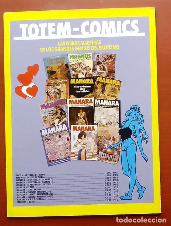 Cómics: NEW COMIC 5 - CANDID CAMERA de MILO MANARA - Foto 2 - 79874778