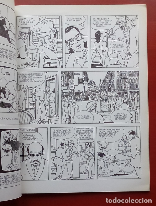 Cómics: NEW COMIC 5 - CANDID CAMERA de MILO MANARA - Foto 4 - 79874778