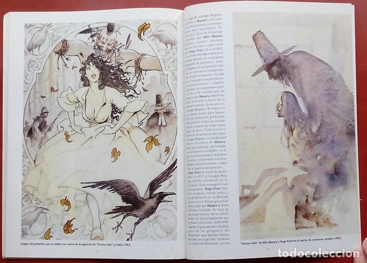 Cómics: PLAYBOY ESPECIAL COLECCIONISTAS - EL PERFUME DEL INVISIBLE de MILO MANARA - Foto 7 - 79874822