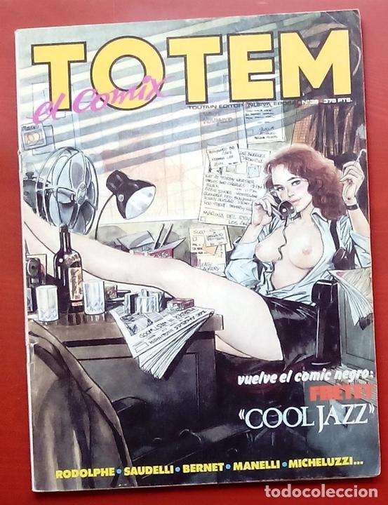 TOTEM EL COMIX 38 - TOTEM (Tebeos y Comics - Toutain - Comix Internacional)