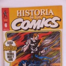 Cómics: HISTORIA DE LOS COMICS. TOUTAIN EDITOR. FASCICULO 6. Lote 79924897