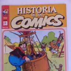 Cómics: HISTORIA DE LOS COMICS. TOUTAIN EDITOR. FASCICULO 13. Lote 79925533