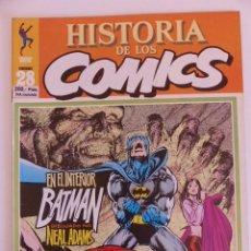 Cómics: HISTORIA DE LOS COMICS. TOUTAIN EDITOR. FASCICULO 28. Lote 79927617