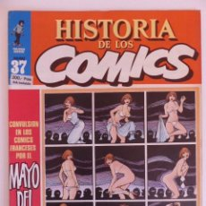 Cómics: HISTORIA DE LOS COMICS. TOUTAIN EDITOR. FASCICULO 37. Lote 79928617
