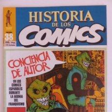 Cómics: HISTORIA DE LOS COMICS. TOUTAIN EDITOR. FASCICULO 38. Lote 79928729