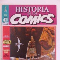 Cómics: HISTORIA DE LOS COMICS. TOUTAIN EDITOR. FASCICULO 42. Lote 79929117