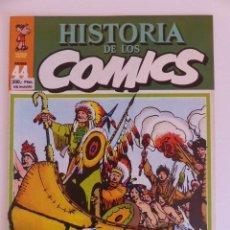 Cómics: HISTORIA DE LOS COMICS. TOUTAIN EDITOR. FASCICULO 44. Lote 79929497