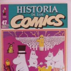 Cómics: HISTORIA DE LOS COMICS. TOUTAIN EDITOR. FASCICULO 47. Lote 79929741